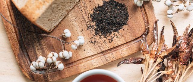 紅茶シフォンケーキ3