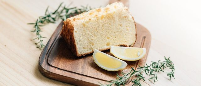 レモンシフォンケーキ1